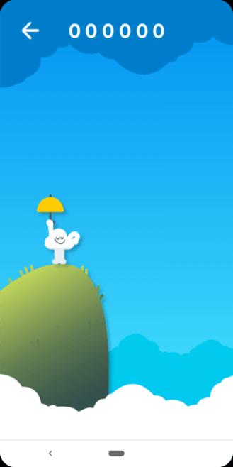 У Google появилась новая игра-пасхалка, похожая на Flappy Bird (google offline game floaty cloud 3)