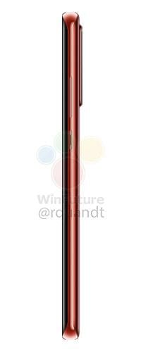 Новые фото Huawei P30 Pro: цвет Sunrise Red, а у обычной версии останется разъем 3,5 мм (gsmarena 0004 1)