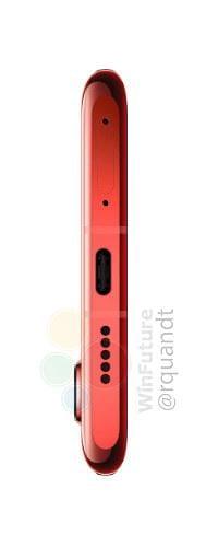 Новые фото Huawei P30 Pro: цвет Sunrise Red, а у обычной версии останется разъем 3,5 мм (gsmarena 0005 1)