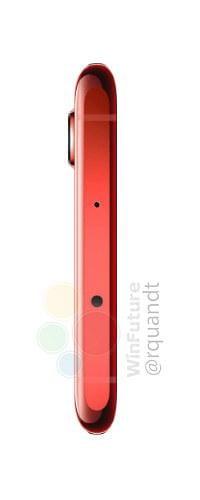 Новые фото Huawei P30 Pro: цвет Sunrise Red, а у обычной версии останется разъем 3,5 мм (gsmarena 0006 1)