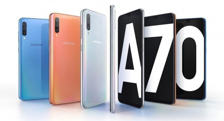 Samsung представила смартфон Samsung Galaxy A70 (gsmarena 001 1 2)