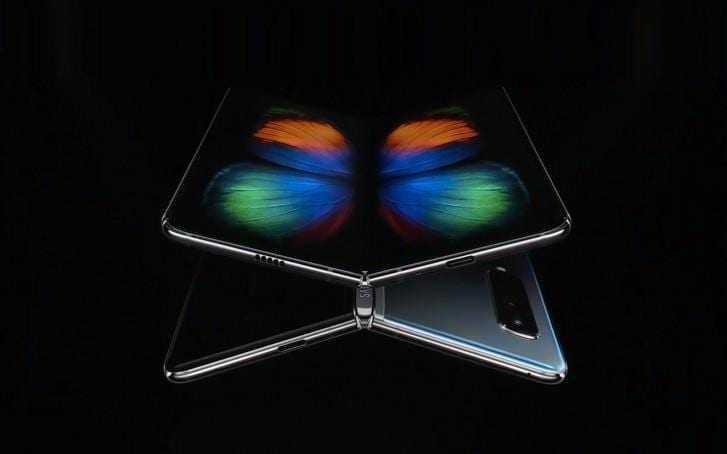 Samsung настаивает, что дизайн Galaxy Fold лучше, чем Huawei Mate X (gsmarena 001)