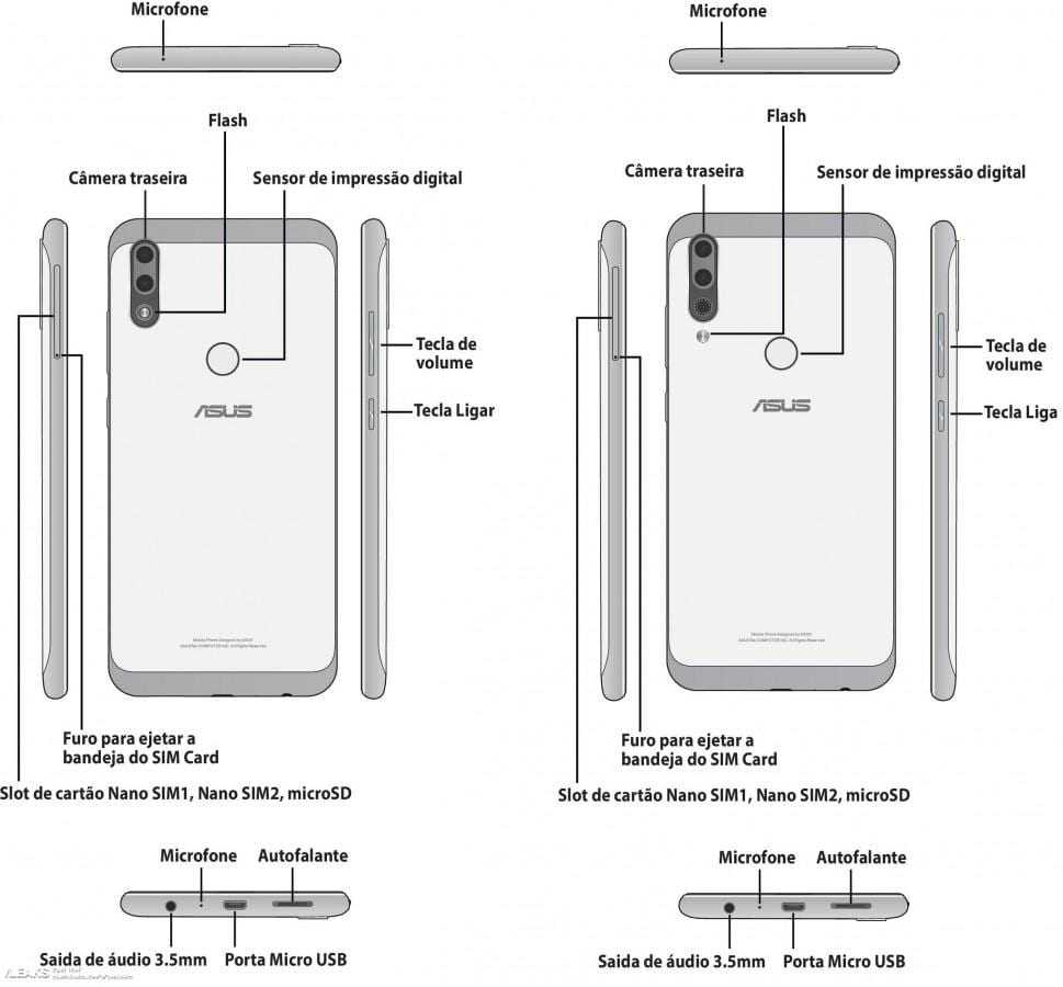 Asus Zenfone Max Plus (M2) и Max Shot засветились в сети (gsmarena 002 5)
