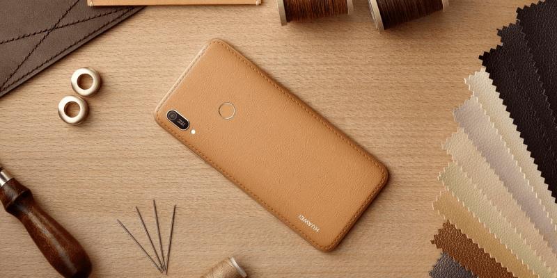 Huawei выпустила смартфоны Y6 и Y7 2019 в России (h1)
