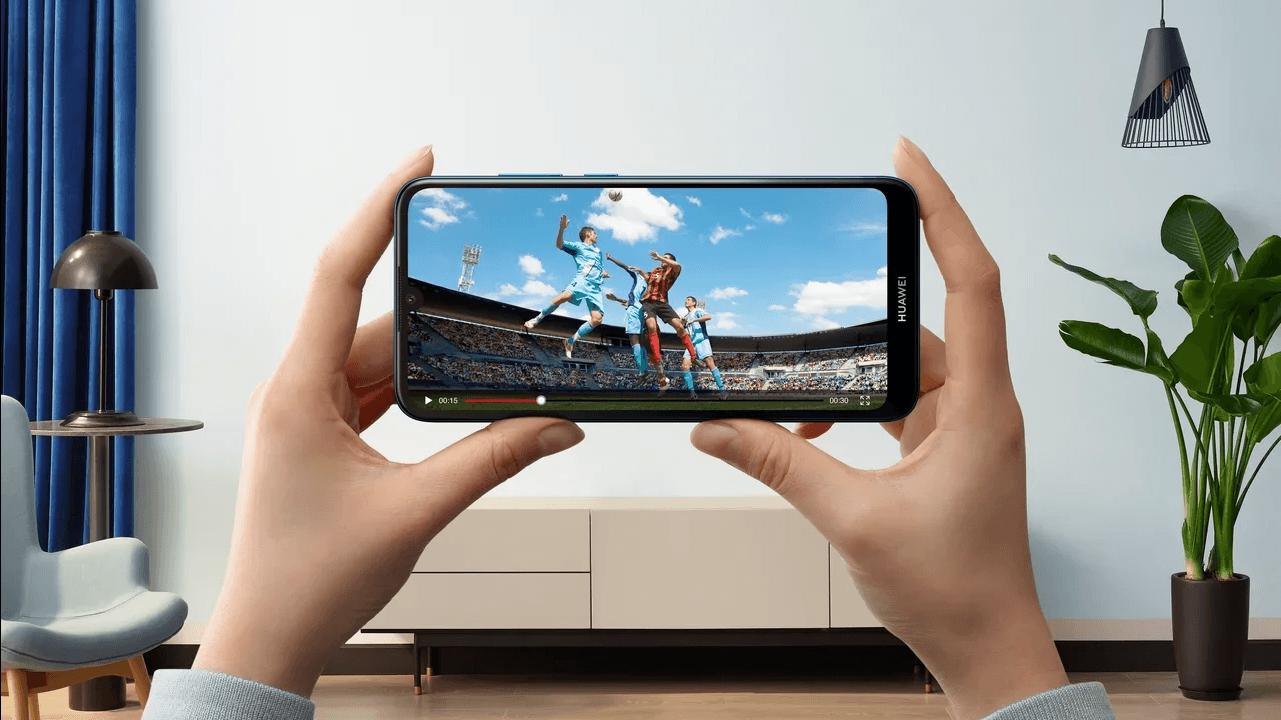 Huawei выпустила смартфоны Y6 и Y7 2019 в России (h2)