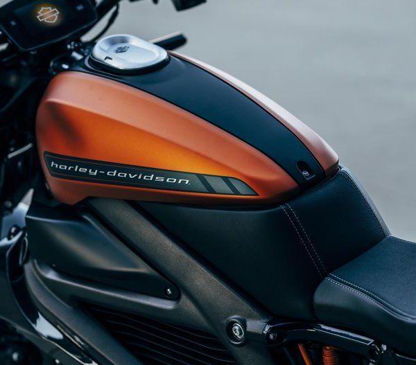 Harley-Davidson выпускает свой электромотоцикл Livewire (harley davidson livewire 005)