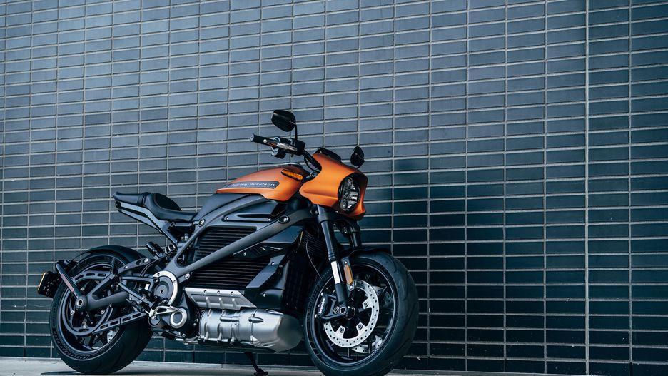 Harley-Davidson выпускает свой электромотоцикл Livewire (harley davidson livewire 038)