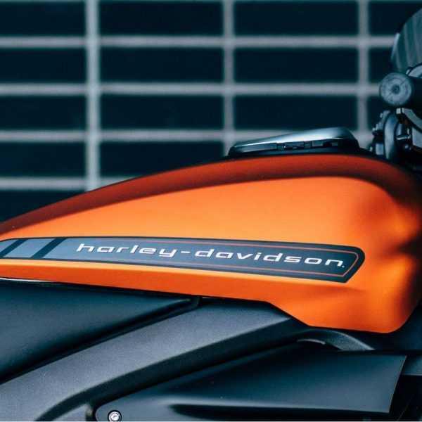 Harley-Davidson представил новый электромотоцикл LiveWire (harley davidson livewire 2)