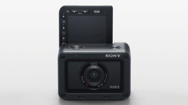 Sony анонсировала новую экшн-камеру RX0 II с поворотным экраном (hchkhscqdlv8ubr98wngst 650 80)