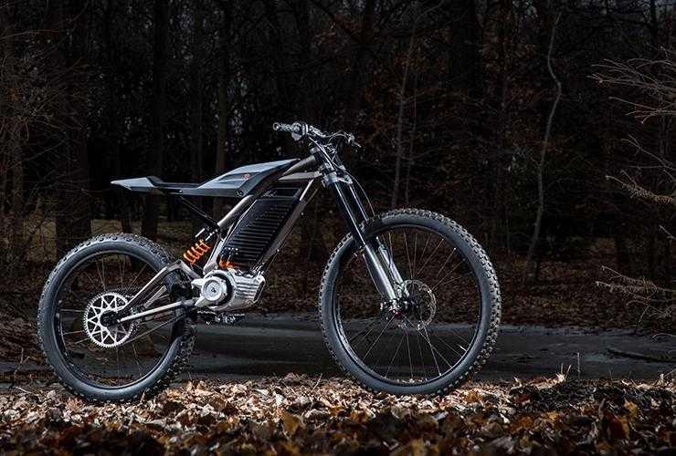 Harley-Davidson представил новый электромотоцикл LiveWire (hd electric concept 1.1 article)