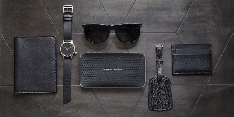 Harman Kardon выпустила портативную колонку Esquire Mini 2 в России (hk esquire mini2 black lifestyle02)