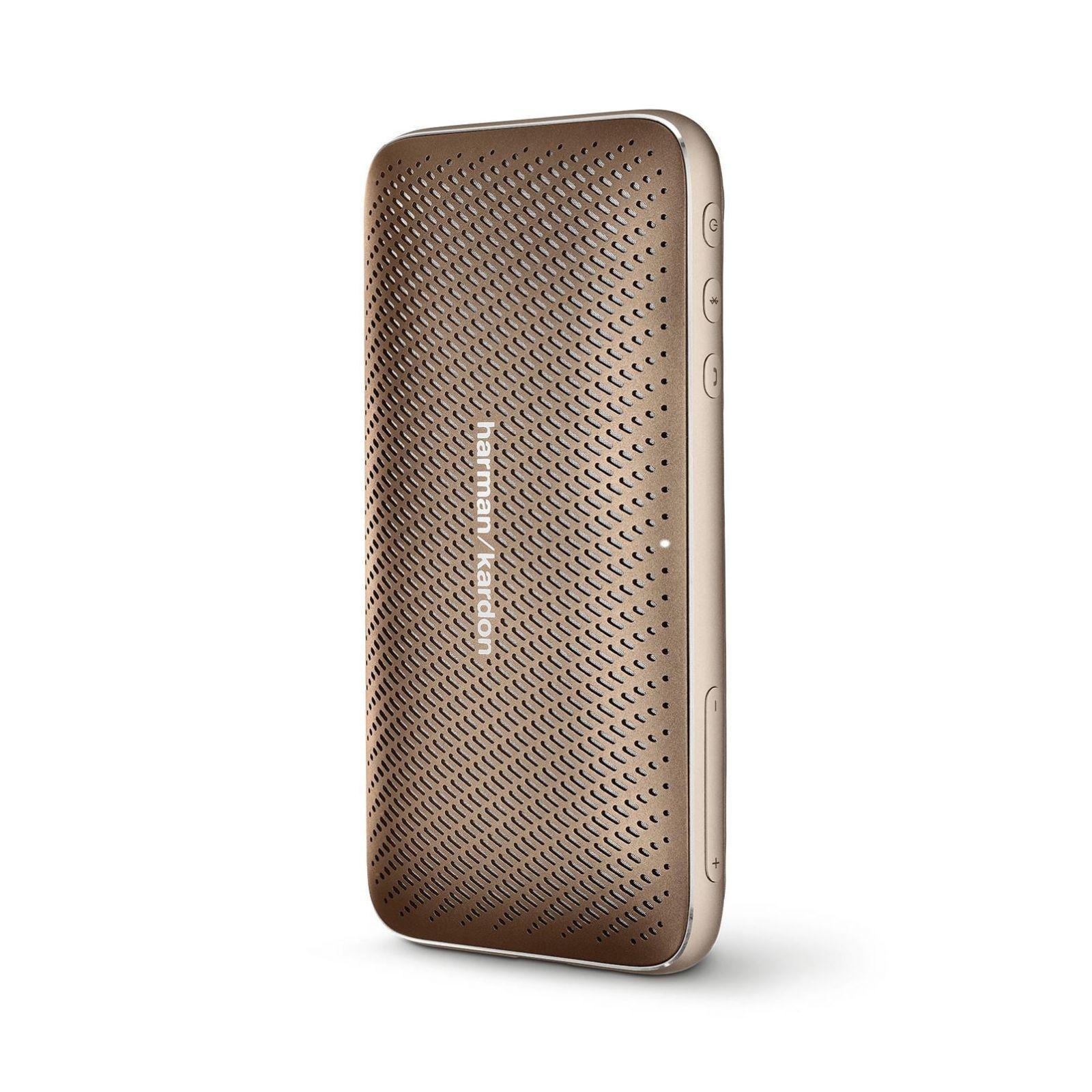 Harman Kardon выпустила портативную колонку Esquire Mini 2 в России (hk esquiremini2 suspend copperbrown)