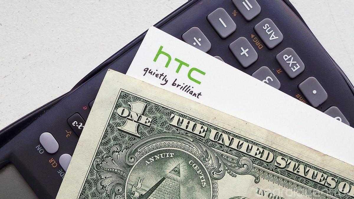 HTC ведет переговоры о лицензировании своего бренда для других производителей смартфонов (htc money 5)