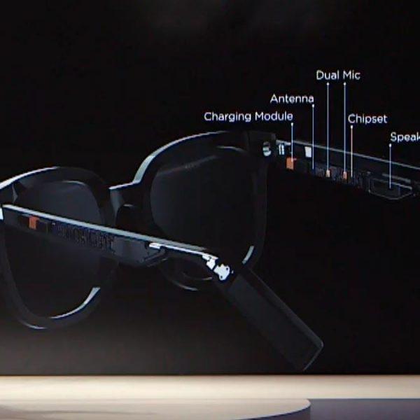 Huawei работает с Gentle Monster над модными умными очками без камеры (huawei gentle monster kaca mata 2)