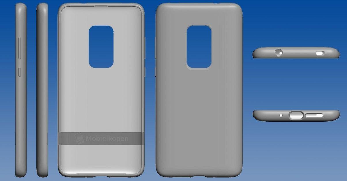 Huawei представит Huawei Mate 30 этой осенью (huawei mate 30 pro case 2)