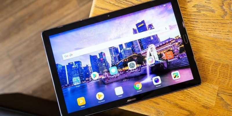 Huawei работает над новым планшетом MediaPad (huawei mediapad m5 10 review)