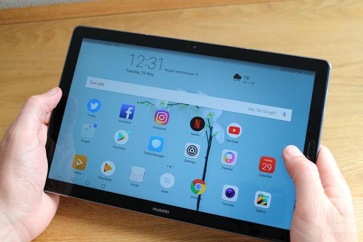 Huawei работает над новым планшетом MediaPad (huawei mediapad m5 pro review 11)