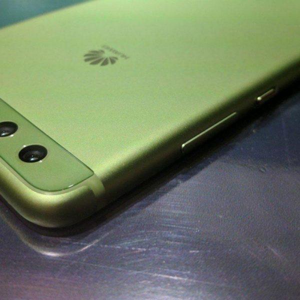 Huawei P10 и Honor 8X получили обновление до Android Pie и EMUI 9 (huawei p10 green)