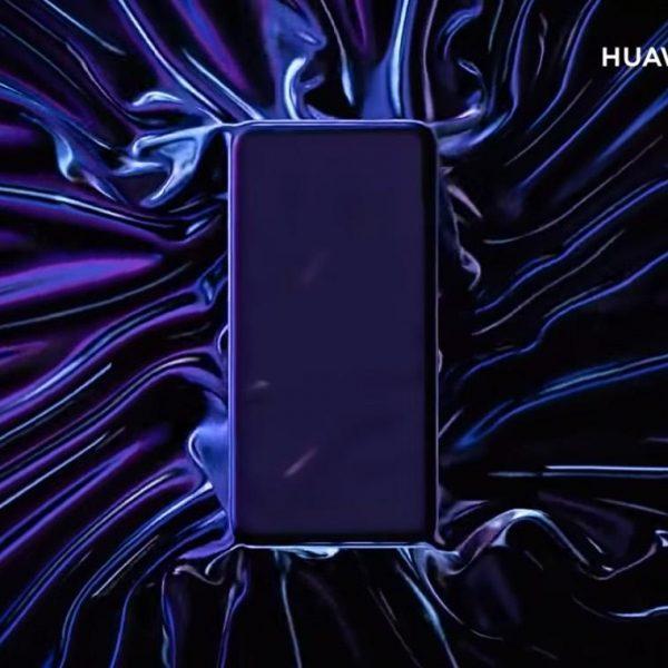 Подарки за предзаказ Huawei P30 будут еще лучше, чем у Samsung Galaxy S10 (huawei p30 laucnh teaser video screenshot)