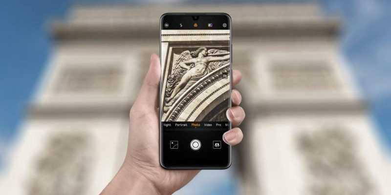 Huawei P30 Pro засветился на живых фото (huawei p30 pro front zoom function 960x541 1)