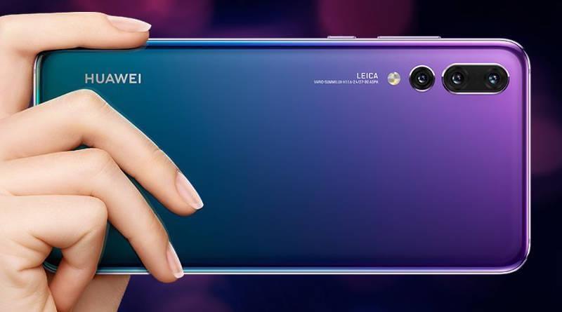 Huawei официально опровергла слухи о сокращении производства смартфонов в связи с американскими санкциями (huawei p30 pro)