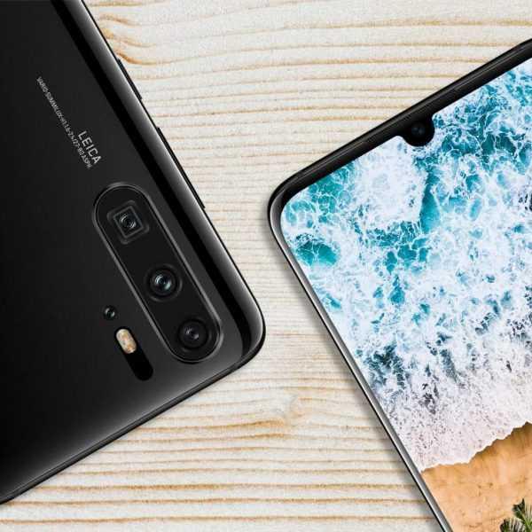 У Huawei P30 будет камера с перископическим зеркалом и мощным зумом (huawei p30 renders)