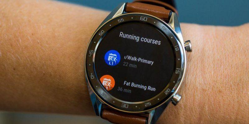 Huawei выпустит двое часов Watch GT вместе с P30 в марте (huawei watch 0104)