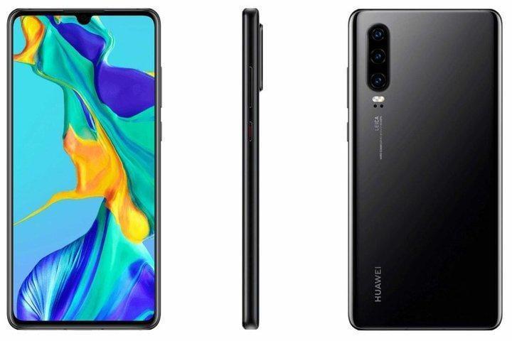 Huawei представила смартфоны Huawei P30 и P30 Pro (huawei p30 official 1)
