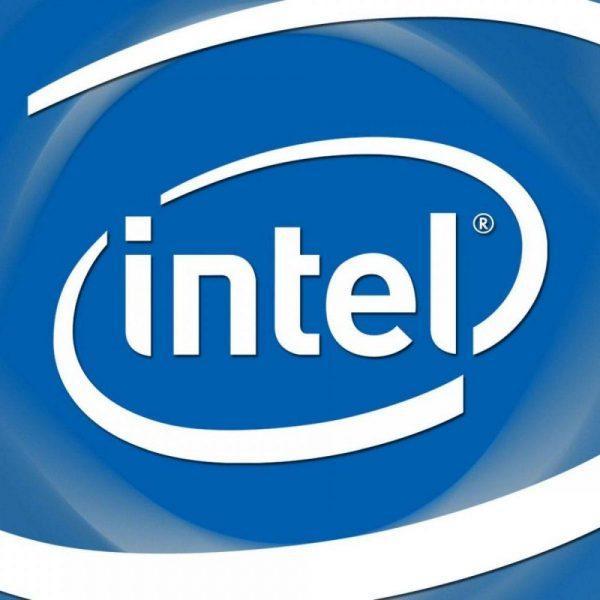 Intel на GDC 2019. Анонс процессоров Core 9-го поколения и обновленная панель управления графикой (intel blue logo wide)