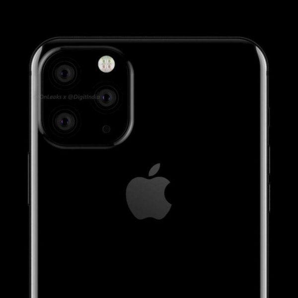 Слухи: И iPhone 11, и iPhone 11 Plus получат тройную заднюю камеру (iphone 11 2)