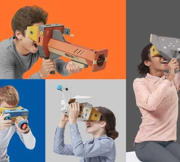Nintendo выпустила VR-набор Labo для Switch (ipnkamlnbzkwp8al8i3z)