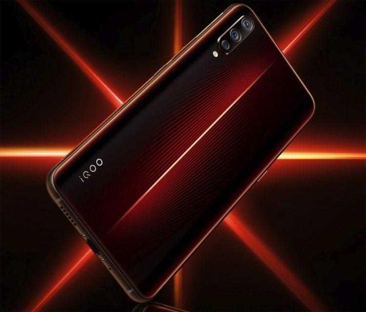 Vivo представила смартфон iQOO: идеальный вариант для геймеров (iqoo2)
