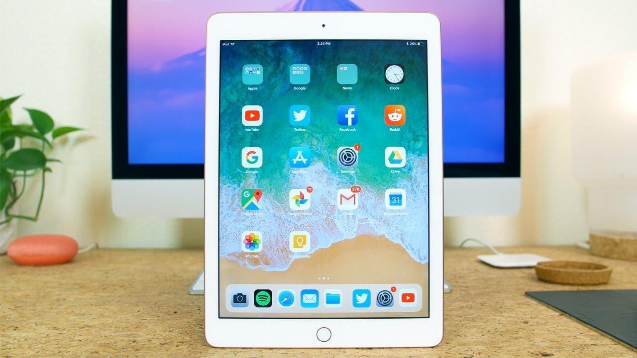 «Бюджетный» iPad следующего поколения сохранит Touch ID и разъем для наушников (maxresdefault 3)