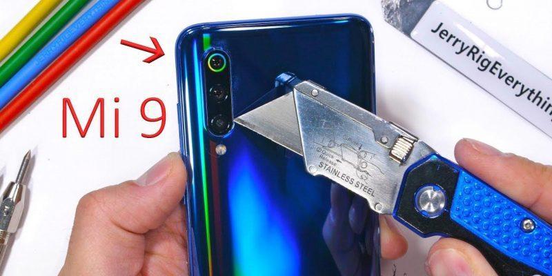 Xiaomi Mi 9 выдержал тест на прочность, но защита камеры - нет (maxresdefault 4)