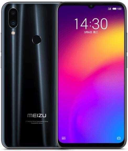 Вышел Meizu Note 9 с 48-мегапиксельной камерой, но с процессором Snapdragon 675 (meizu note 9 1)