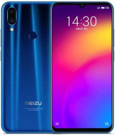 Вышел Meizu Note 9 с 48-мегапиксельной камерой, но с процессором Snapdragon 675 (meizu note 9 2)