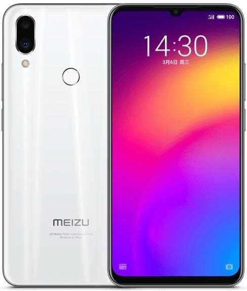 Вышел Meizu Note 9 с 48-мегапиксельной камерой, но с процессором Snapdragon 675 (meizu note 9 3)