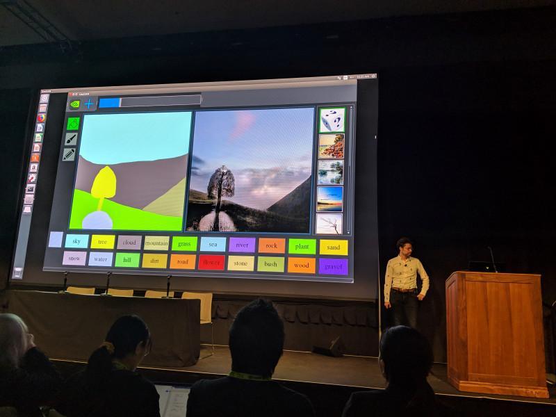 NVIDIA показала графическую нейросеть GauGAN. В ней сможет рисовать любой (mvimg 20190318 102501)