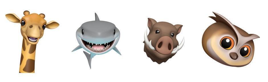 Apple выпустила iOS 12.2 (new animoji)