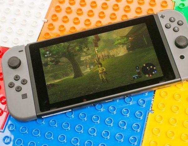 Nintendo выпустит две новые модели Switch этим летом (nintendo switch 50)