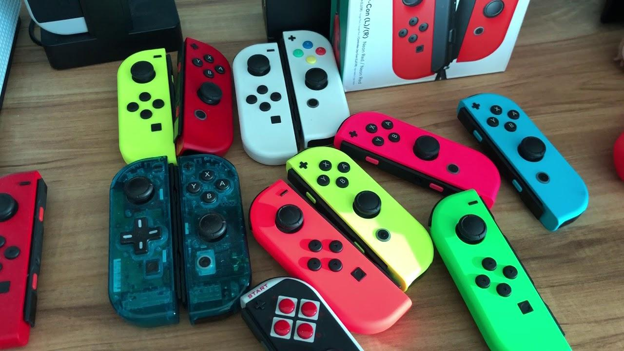 Контроллеры Nintendo Switch получат поддержку Google Chrome (nintendo)
