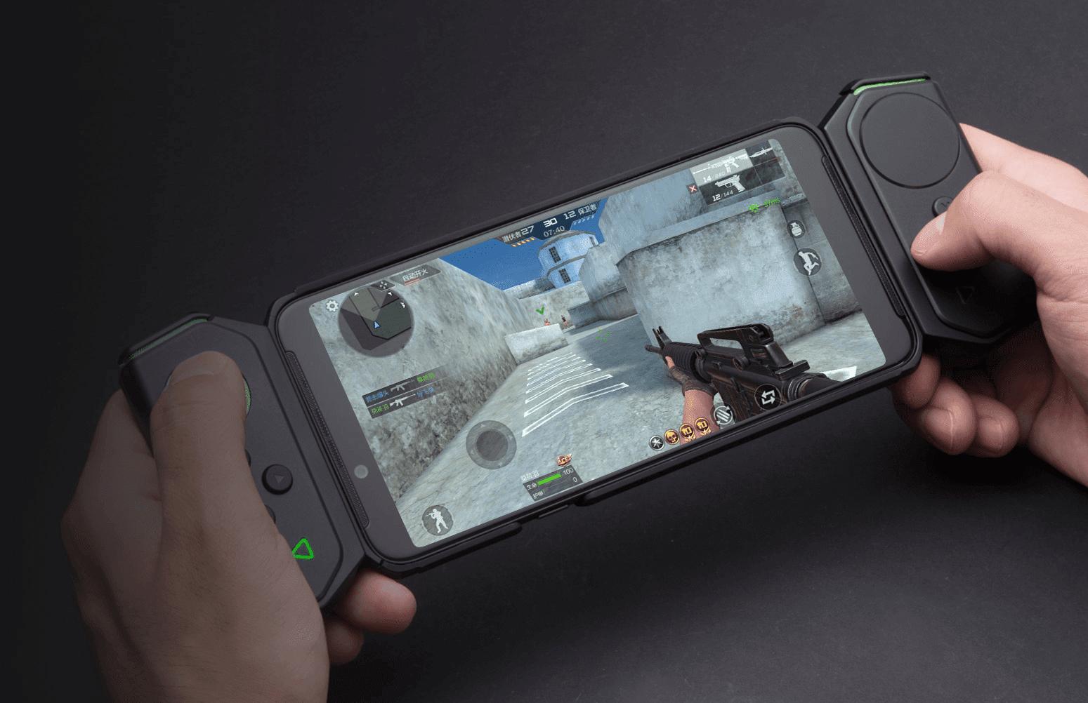 Xiaomi Black Shark скоро выпустит игровые смартфоны в Индии (no12 bg large)