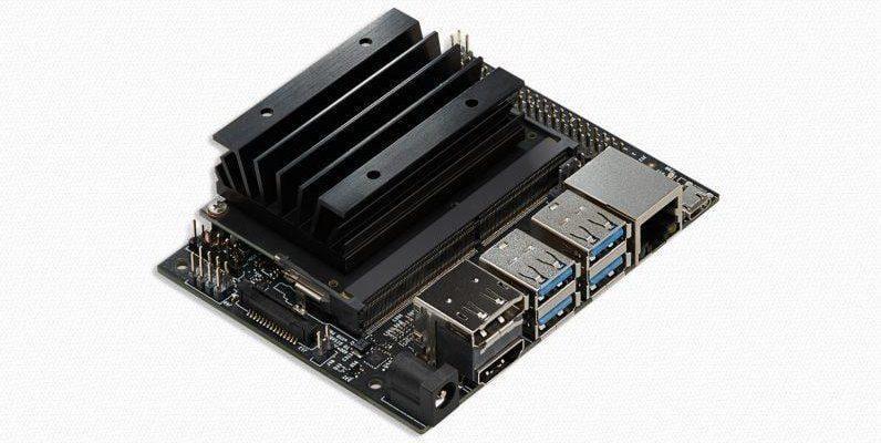 NVIDIA выпустила карманный AI-компьютер Jetson Nano для DIY-проектов (nvidia jetson nano 796x419 1)