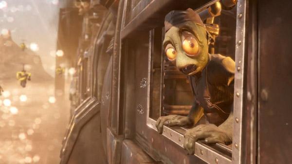 GDC 2019. Первое игровое видео Oddworld: Soulstorm (oddworld pv 03 18 19)