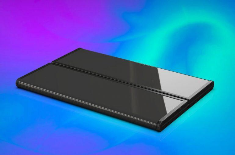Складной смартфон Xiaomi Mi Fold показали на видео (opvouwbare xiaomi smartphone)