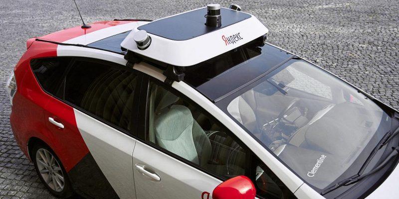 Яндекс подписал контракт с Hyundai для работы над беспилотными автомобилями (orig)