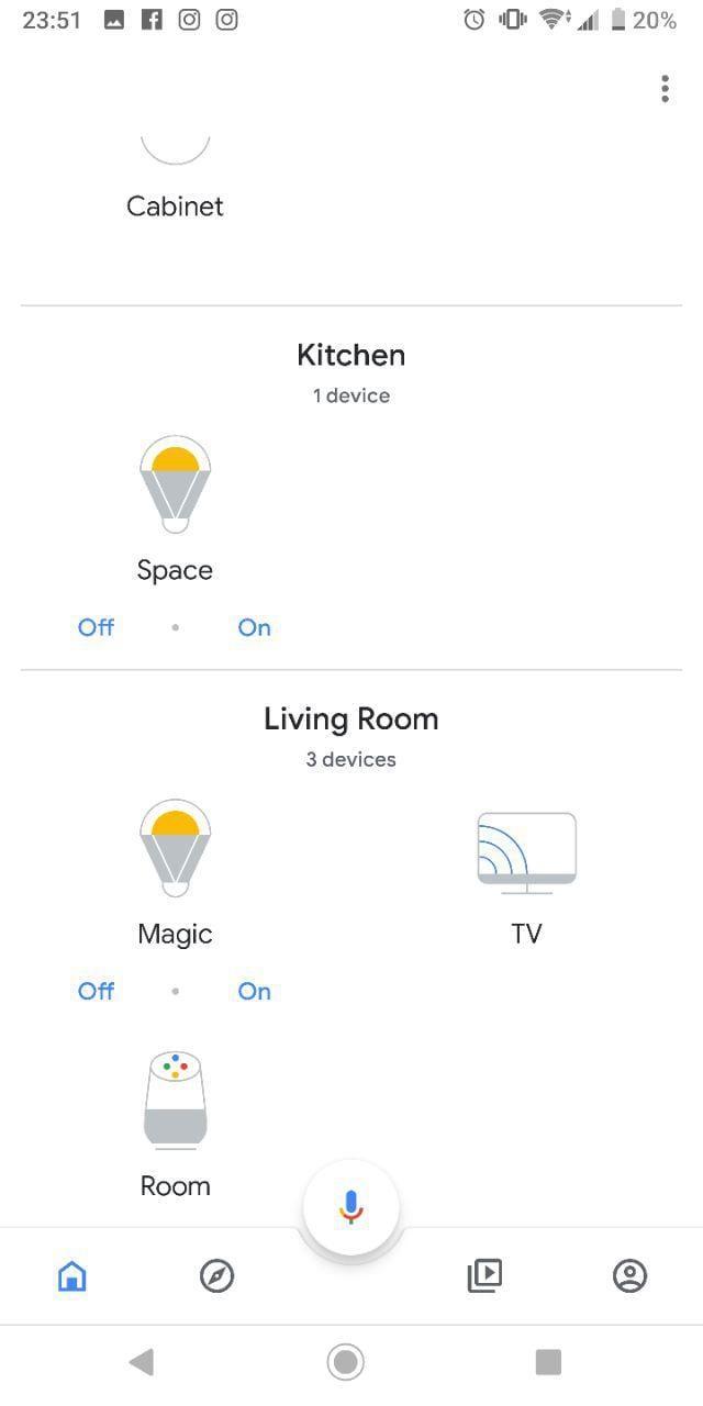 Обзор умных лампочек Xiaomi Mi LED Smart Bulb + Google Home: да будет свет (photo 2019 03 20 23 58 04)