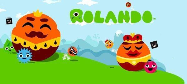 Rolando, одна из первых флагманских игр для iOS, получит новую обновленную версию (rolando art)