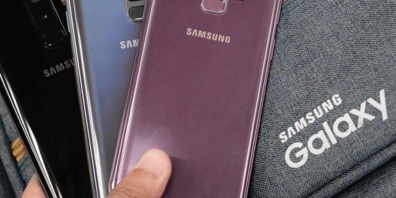 Samsung представила смартфон Samsung Galaxy A70 (samsung galaxy device)