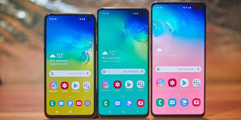Слухи: в этом году Samsung выпустит бюджетный флагман. Дешевле, чем Galaxy S10e (samsung galaxy s10 hoyle 17 3)